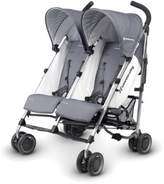 UPPAbaby G-LINK Double Stroller in Pascal