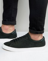 Fred Perry Underspin Suede Sneakers
