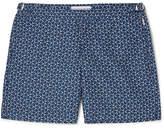 Orlebar Brown Bulldog Garda Mid-Length Printed Swim Shorts