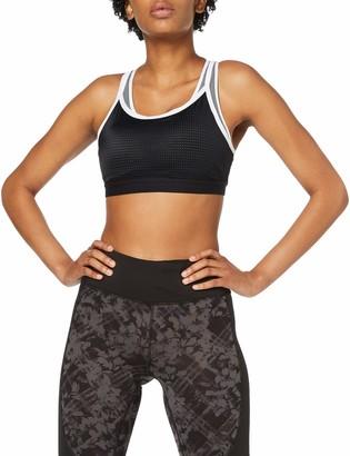 Aurique Amazon Brand Women's Medium Impact Sports Bra
