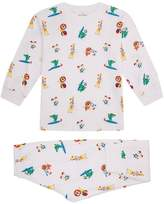 Kissy Kissy Jungle Print Pyjama Set