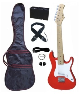 3.1 Phillip Lim Electric Guitar with Amplifier