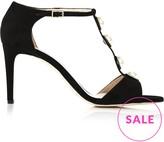 LK Bennett Alejandra Pearl Embellished High Heel Sandal