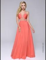 Nina Canacci - 1235 Dress in Orange