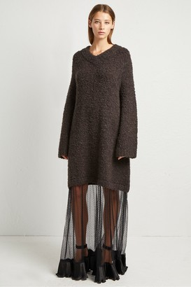 French Connection Cosy Knits Raglan Sleeve Dress