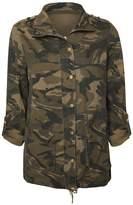 Dex Camo Cargo Jacket