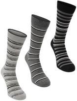 Firetrap Dress Sock Gift Set Mens