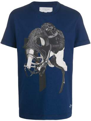 G Star Research horse jockey print T-shirt