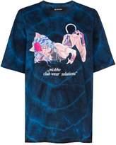 Misbhv Tokio Club Wear Solutions print T-shirt