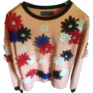 Ungaro Pink Cotton Knitwear for Women Vintage