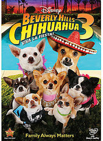Disney Beverly Hills Chihuahua 3: Viva La Fiesta! DVD