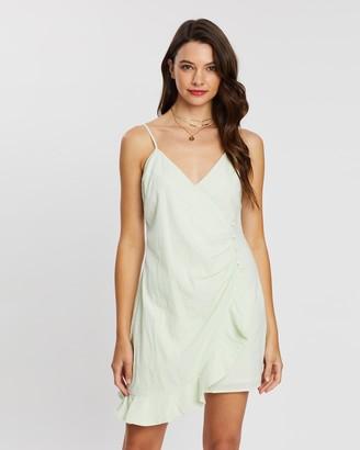 MinkPink Paradise Island Mini Dress
