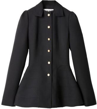 Loewe Wool Peplum Jacket