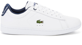 Lacoste Women's Carnaby Evo 116 1 SPW Court Trainers White
