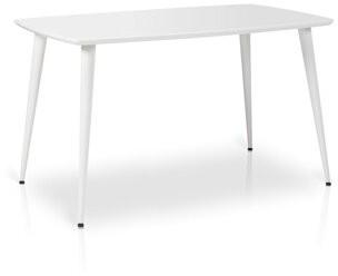 """Corrigan Studio Landau 31.5"""" Dining Table Color: White"""