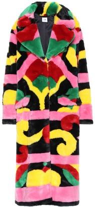 Kirin Faux-fur coat