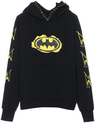 Mjb Marc Jacques Burton Mjb X Batman Hoodie