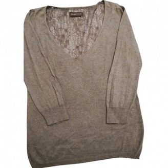 Zadig & Voltaire Brown Cotton Knitwear for Women
