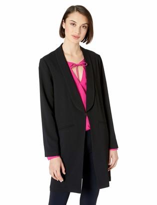 Trina Turk Women's Critic Long Length Blazer