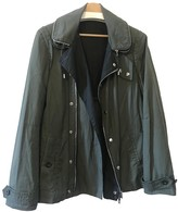 Gucci Green Synthetic Jackets