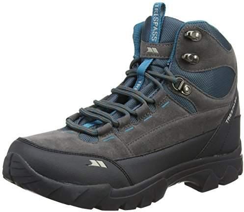 22d66b031b0 Illya, Womens High Rise Hiking Boots,5 (38 EU)