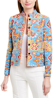 Valentino Jacquard Jacket