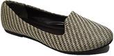 Light Brown Stripe Loafer