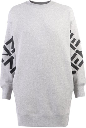Kenzo Sport Big X Sweatshirt Dress