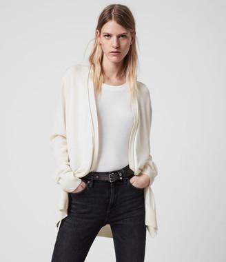 AllSaints Jamie Merino Wool Cardigan