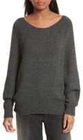 Nili Lotan Women's Casper Merino Wool Blend Sweater