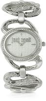 Just Cavalli Sinuous - Silver Dial Bracelet Watch