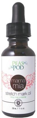 Peas in a Pod Stretch Mark Oil - Mama Mia - 30 ml