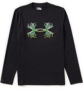 Under Armour Hunt Long-Sleeve Antler Logo Graphic Tee