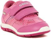 Geox Shaax Hook-and-Loop Sneaker (Toddler)