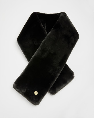 Ted Baker ATHENAA Faux Fur Scarf