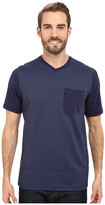 The North Face Short Sleeve Alpine Start V-Neck Tee