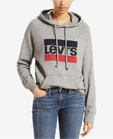 Levi's Cotton Graphic Sport Hoodie