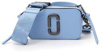 Marc Jacobs Logo Plaque Crossbody Bag