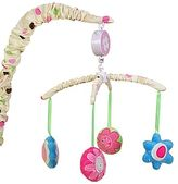 Sumersault Flower Pop Crib Mobile