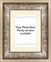 Framing Marvellous Urban Metal Effect Photo Picture Frame
