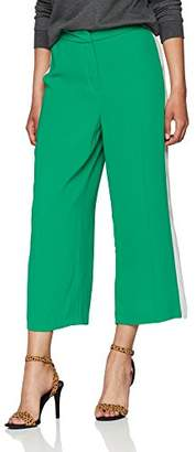 New Look Women's 5702466 Trousers, (Bright Green 30), (Size:)