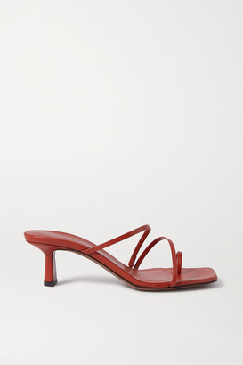 Neous Erandra Leather Sandals - Tan