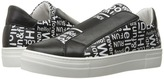 Fendi Word Print Slip-On Sneakers Boy's Shoes