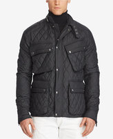 Polo Ralph Lauren Men's Big & Tall Quilted Utility Jacket