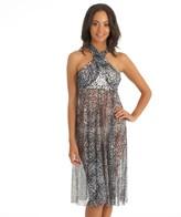 Athena Python 6-Way Dress