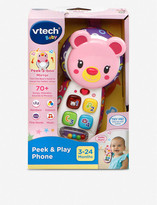 Thumbnail for your product : Vtech Peek and Play phone