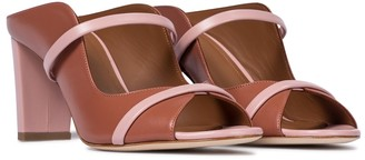 Malone Souliers Norah 70 leather mules