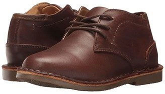 Kenneth Cole Reaction Real Deal (Little Kid/Big Kid) (Crazy Horse Brown) Boys Shoes