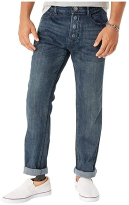 Seven7 Adaptive Adaptive Classic Straight Jeans w/ Magnetic Closures in Sunshine (Sunshine) Men's Jeans