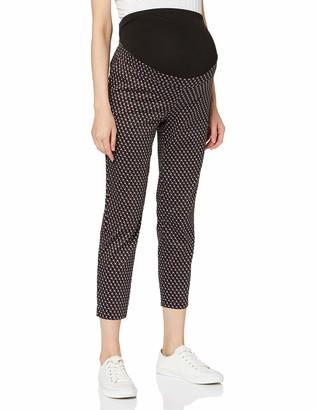 Dorothy Perkins Maternity Women's Underbump Ankle Grazer-geo Trousers